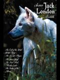 Seven Jack London Novels (Complete and Unabridged) Including: The Call of the Wild, White Fang, the Scarlet Plague, the Sea-Wolf, the Iron Heel, Marti