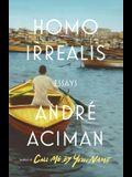 Homo Irrealis: Essays