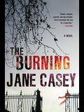 The Burning (Maeve Kerrigan, Book 1) (Maeve Kerrigan Novels)