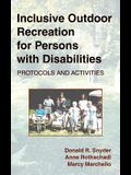 Inclusive Outdoor Recreation for Persons with Disabilities: Protocols and Activities