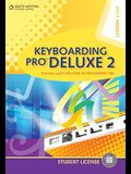 Keyboarding Pro Deluxe 2 Student License (with Individual License User Guide ) [With CDROM]