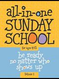 All-In-One Sunday School for Ages 4-12 (Volume 1), Volume 1: When You Have Kids of All Ages in One Classroom