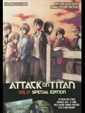 Attack on Titan 17 Manga Special Edition W/DVD [With DVD]