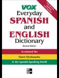 Vox Everyday Spanish and English Dictionary (VOX Dictionary Series)