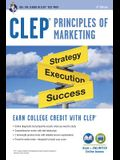 Clep(r) Principles of Marketing Book + Online