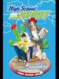 High School Debut, Volume 4-6