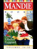Mandie Books Pack, Vols. 26-30