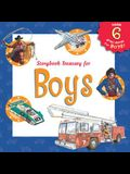 Storybook Treasury for Boys (Storybook Treasuries)