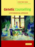 Genetic Counselling: A Psychological Approach
