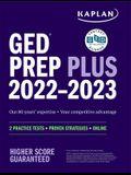 GED Test Prep Plus 2022-2023: 2 Practice Tests + Proven Strategies + Online