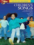 CHILDREN'S SONGS EZ PLAY     TODAY CD PLAY ALONG VOLUME 2 BK/CD (Easy Piano CD Play-Along (Hal Leonard))