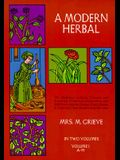 A Modern Herbal, Vol. I, Volume 1