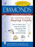 Diamonds (3rd Edition): The Antoinette Matlin's Buying Guide