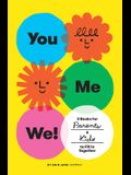 You, Me, We! (Set of 2 Fill-In Books): 2 Books for Parents and Kids to Fill in Together