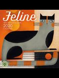 Feline 2020 Wall Calendar: Terry Runyan's Cats