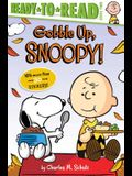 Gobble Up, Snoopy!: Ready-To-Read Level 2