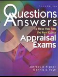 Questions & Answers to Help You Pass the Real Estate Appraisal Exam