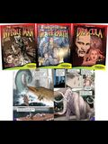 Graphic Horror Set 2