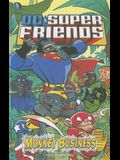 Monkey Business (DC Super Friends)