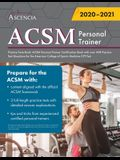 ACSM Personal Trainer Practice Tests Book: ACSM Personal Trainer Certification Book with over 400 Practice Test Questions for the American College of