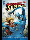 Supergirl Vol. 2: Girl in the World (the New 52)
