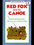 Red Fox and His Canoe