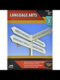 Steck-Vaughn Core Skills Language Arts: Workbook Grade 3
