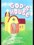 God's House (Kids Preschool)