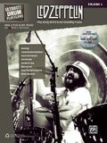 Ultimate Drum Play-Along Led Zeppelin, Vol 1: Play Along with 8 Great-Sounding Tracks (Authentic Drum), Book & DVD-ROM [With CD (Audio)]
