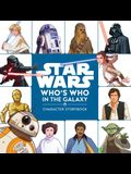Star Wars Who's Who in the Galaxy: A Character Storybook