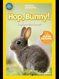 Hop, Bunny!: Explore the Forest