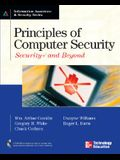 Principles of Computer Security: Security+ and Beyond [With CDROM]