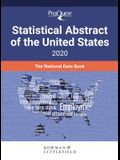 Proquest Statistical Abstract of the United States: The National Data Book