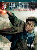 Harry Potter Instrumental Solos: Flute, Book & Online Audio/Software
