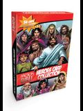 The Action Bible Heroes Card Collection: 54 Cards Filled with Devotions and Fun Facts