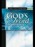 GOD'S WORD Handi-Size Text Black Bonded