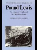 Pound/Lewis: The Letters of Ezra Pound and Wyndham Lewis