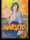 Naruto, Vol. 38, 38