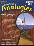 Unlocking Analogies: Reproducible Grades 4-5