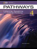 Pathways Listening & Speaking 4a: Student Book & Online Workbook Split Edition