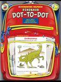 Dinosaur Dot-to-Dot, Grades PK - 1 (Homework Helper)