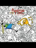 Adventure Time Adult Coloring Book Volume 1