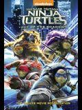 Teenage Mutant Ninja Turtles: Out of the Shadows Deluxe Novelization (Teenage Mutant Ninja Turtles) (Deluxe Junior Novel)