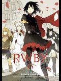 Rwby: The Official Manga, Vol. 3, 3: The Beacon ARC