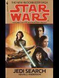 Jedi Search: Star Wars Legends (the Jedi Academy): Volume 1 of the Jedi Academy Trilogy