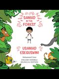 Samad in the Forest: English-Ndebele Bilingual Edition