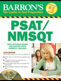 Barron's Psat/NMSQT [With CDROM]