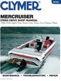 Merccruiser Stern Drv 86-94 A1 B1 & B2