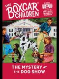 The Mystery at the Dog Show, 35