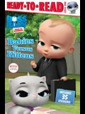Babies Versus Kittens: Ready-To-Read Level 1
